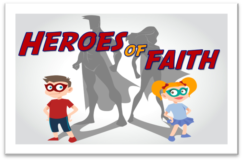 heroes of faith logo