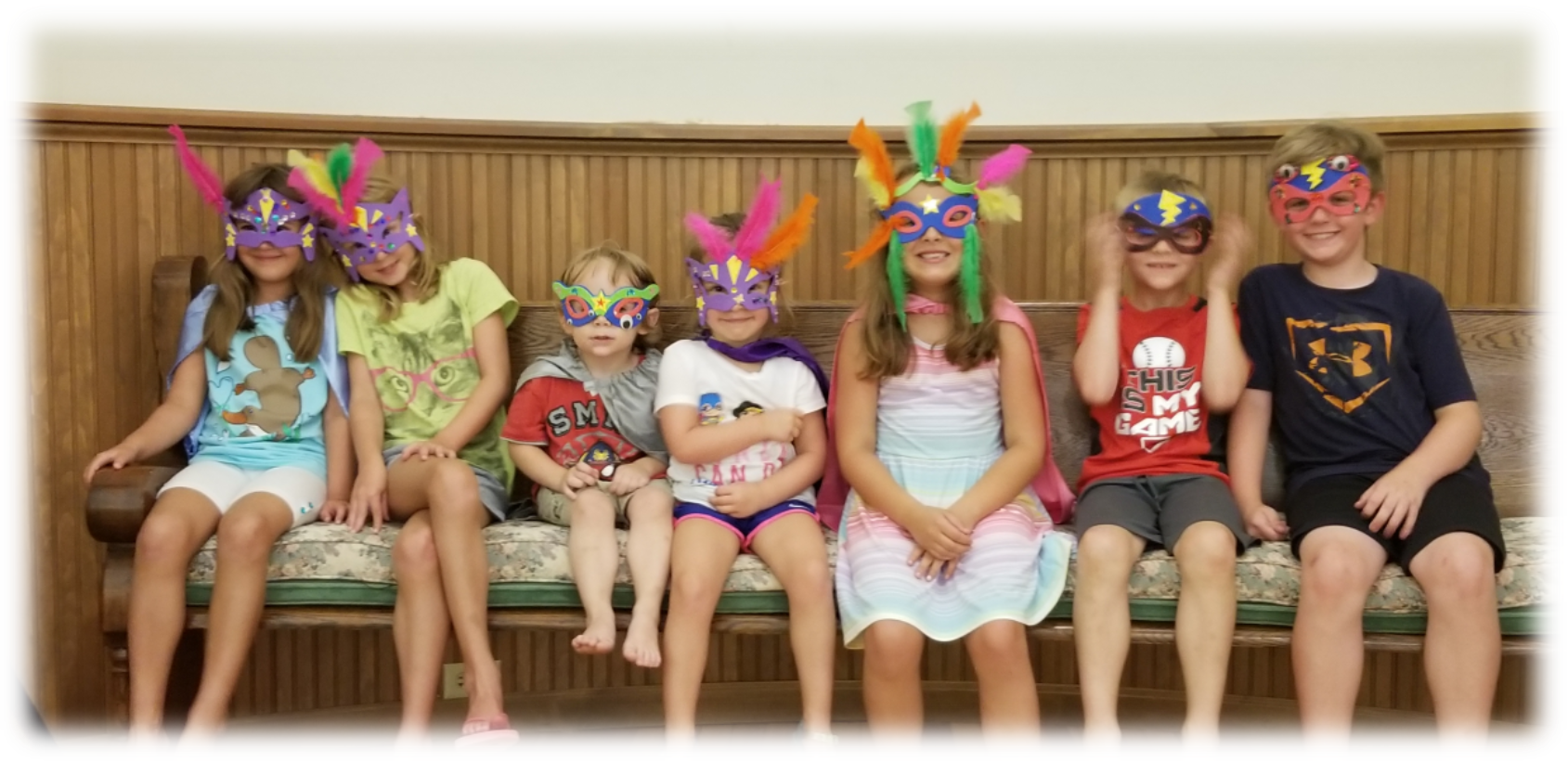 vbs kids of grace