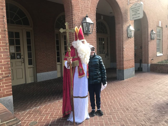 St. Nick on Market St